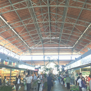Mercado Agrícola in Montevideo